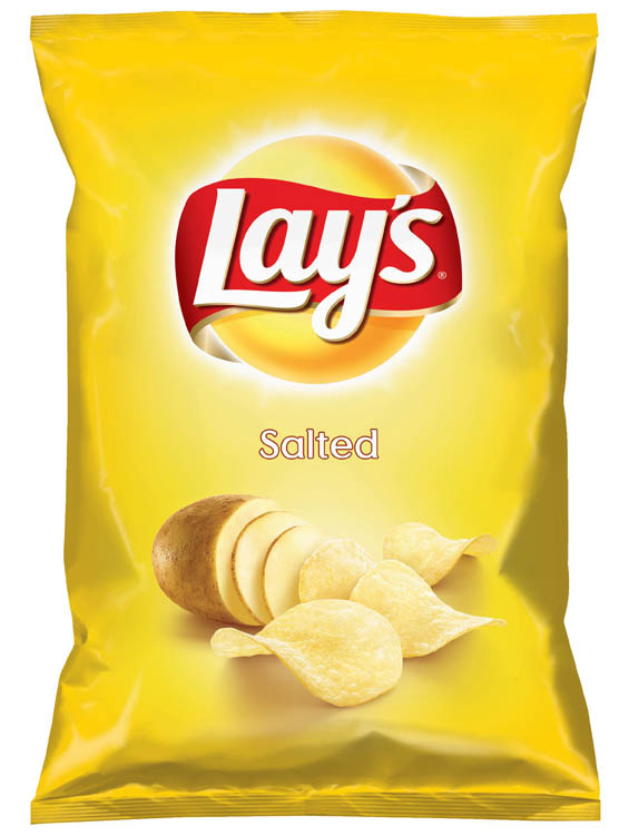 Chipsy Lay´s - solené / 70 g